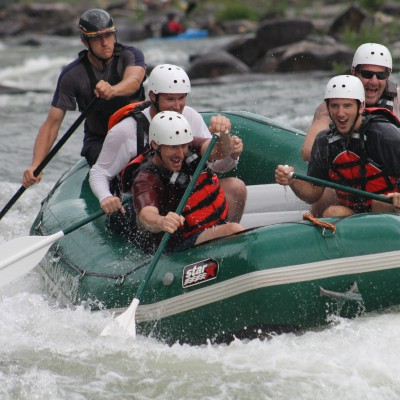 2019 Whitewater Package for TWO!