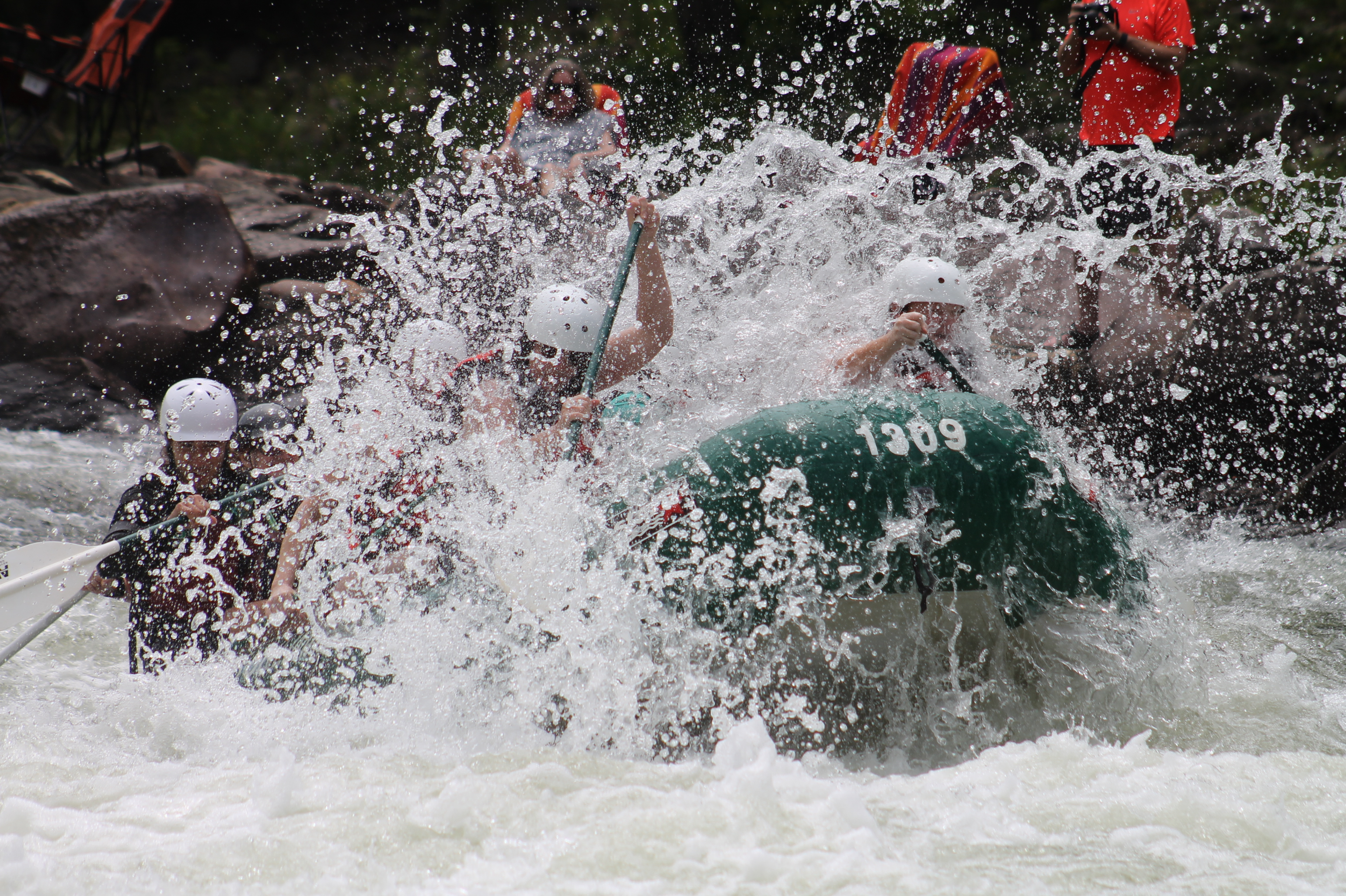 2017 Full Ocoee River Adventure for 2- BOGO Free